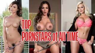 Top 20: The Best & Hottest Pornstars of All Time (2020)